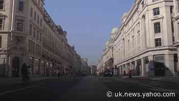 Timelapse: London on Lockdown