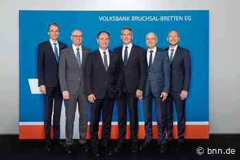 Die Volksbanken Bruchsal-Bretten und Stutensee-Weingarten wollen fusionieren - BNN - Badische Neueste Nachrichten