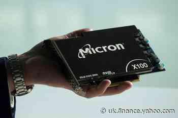 Micron forecasts revenue above estimates, sees surge in data centre demand