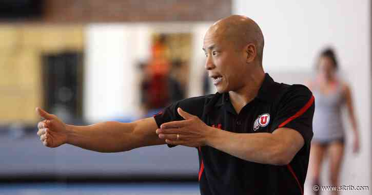 Utah's Tom Farden named Pac-12 gymnastics coach of the year