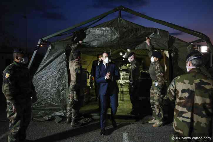 France pulls out military forces in Iraq amid virus demands