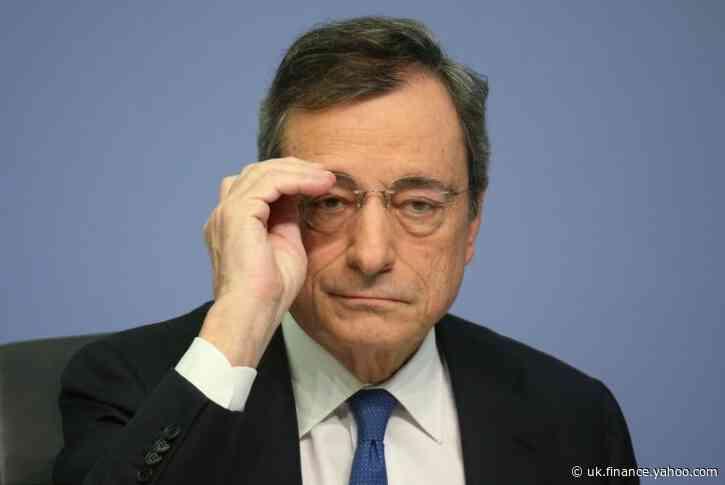 Absorb shock now or face permanent destruction, Draghi warns - FT