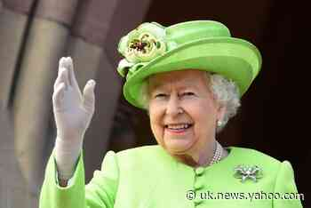 'We salute you': Queen praises UK's 405,000 coronavirus volunteers