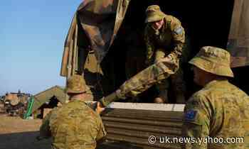 Australian army calls on reservists to tackle coronavirus crisis
