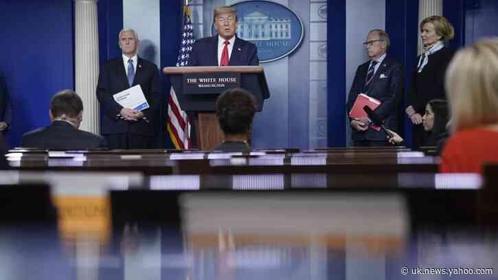 CNN and MSNBC Staff Push Back on Airing Trump's Coronavirus 'Lies'