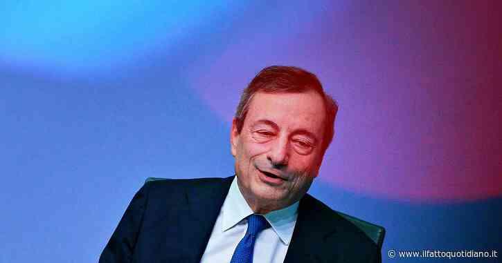 """Coronavirus, Draghi avverte l'Ue: """"Non esitare o costi irreversibili"""". E ai governi: """"Aumento debito pubblico per proteggere economia e lavoro"""""""