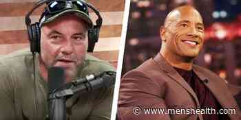 Joe Rogan Wants The Rock to Run for President—And Truly, Who Doesn't? - Men's Health