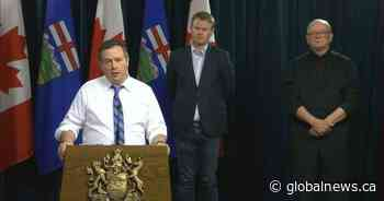 Alberta ramping up enforcement of public health orders; number of confirmed COVID-19 cases climbs to 419