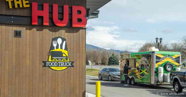 Utah food trucks — designed for takeout meals —  suffer without events, but they are open for business