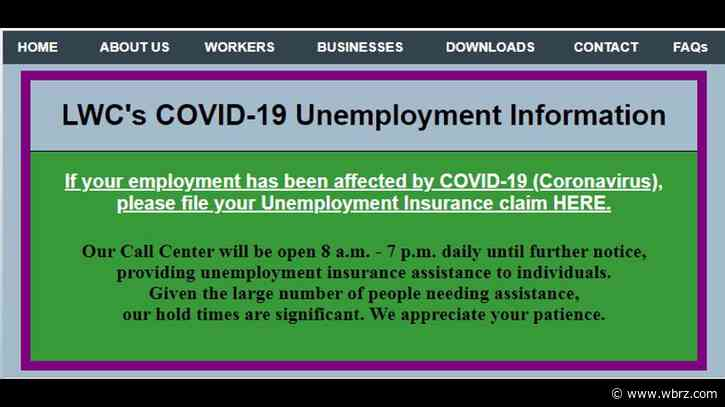 Unemployment numbers continue to rise amid COVID-19 outbreak