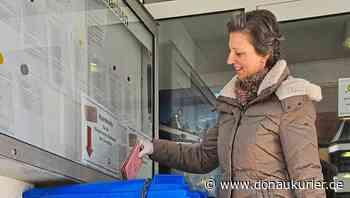 Schrobenhausen: Wenn der Wahlbrief in der blauen Tonne landet - donaukurier.de