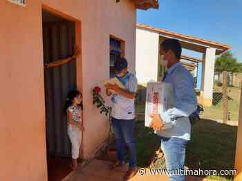 Entregan merienda escolar a alumnos en sus hogares - ÚltimaHora.com