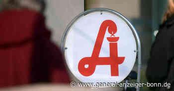 Zwei Jugendliche sollen in Alfter eine Apotheke überfallen haben - General-Anzeiger