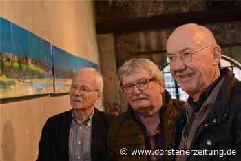 Peter Broich gibt nach 37 Jahren den Vorsitz des Dorstener Kunstvereins ab - Dorstener Zeitung