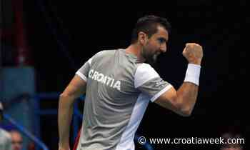 Marin Cilic leads Croatia to the Davis Cup Finals in Madrid - Croatia Week