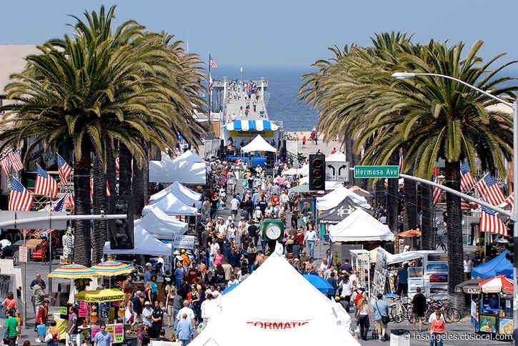 Coronavirus: Hermosa Beach, The Strand To Shut Down This Weekend