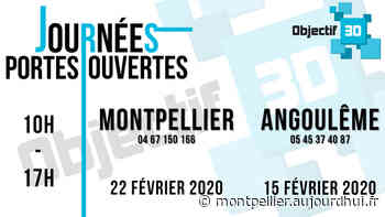 Journée Portes Ouvertes Ecole 3D - Objectif 3D - Objectif 3D, Montferrier-sur-lez, 34980 - Sortir à Montpellier - Le Parisien Etudiant