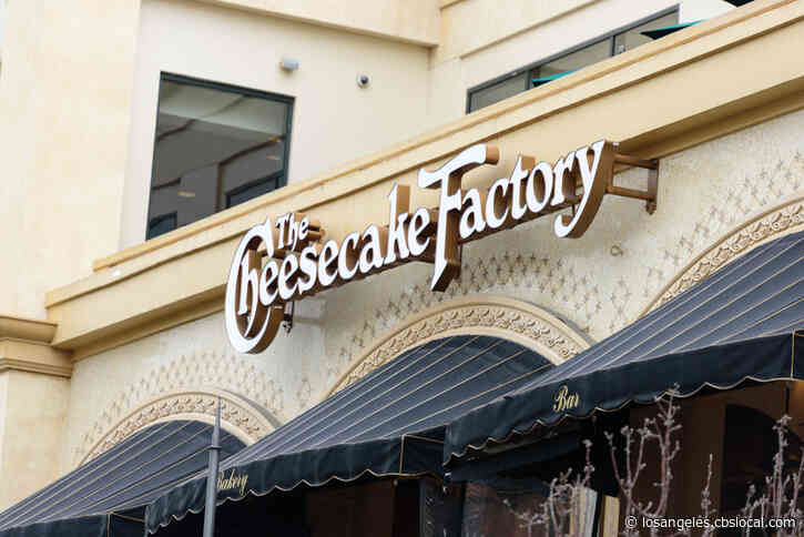 Cheesecake Factory Tells Landlords It Won't Be Able To Pay April Rent