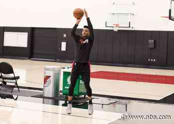 CJ McCollum On Postponement, Staying Indoors And Being 'A Full-Time Doggy Dad'