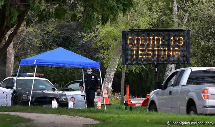 Riverside, San Bernardino Counties Report Additional Coronavirus Deaths; Ventura County Sees Increase In Cases