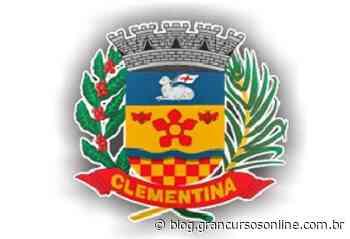 Concurso Prefeitura de Clementina SP: Confira AQUI o EDITAL! - Gran Cursos Online