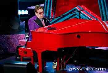 Desde sus casas y vía streaming, Elton John y otras grandes estrellas de la música se unirán para ofrecer un c - infobae