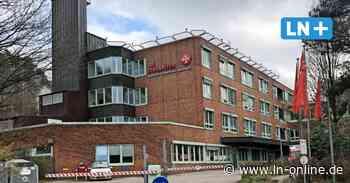 Corona - Johanniter-Krankenhaus schafft Isolierstation für Corona - Lübecker Nachrichten