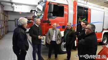 CSU Schnaittenbach diskutiert mit örtlicher Feuerwehr über Führerschein - Onetz.de