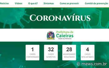 Prefeitura de Caieiras cria hotsite sobre o Coronavírus - RNews