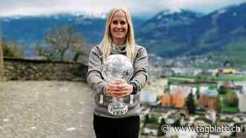 Die Sarganserländerin Julie Zogg ist ein Snowboard-Topstar – und doch fernab aller Öffentlichkeit | St.Galler Tagblatt - St.Galler Tagblatt