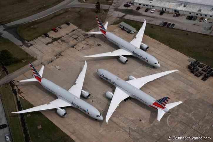 U.S. Senate approves big rescue for struggling aviation sector