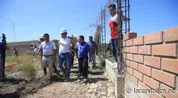 Áncash: después de ocho años reiniciarán la construcción del instituto de Huarmey - LaRepública.pe