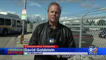 UPDATE: LAX Limits Capacity On Employee Shuttles After CBS2 Investigation