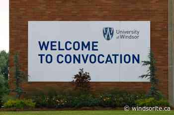 UWindsor To Postpone Spring Convocation Ceremonies - windsoriteDOTca News