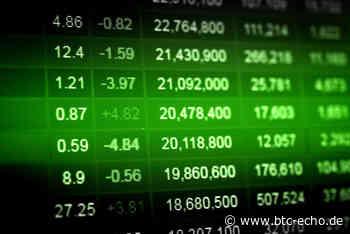 Krypto-Marktbericht: Anstiege bei Bitcoin, Bitcoin SV und Binance Coin - BTC-ECHO