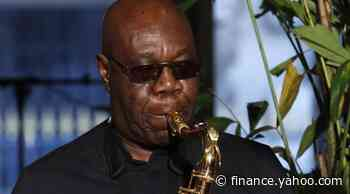 The iconic Manu Dibango put African pop music on the global stage - Yahoo Finance