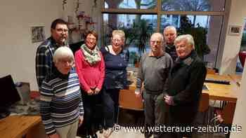 Senioren lernen das Smartphone kennen | Karben - Wetterauer Zeitung