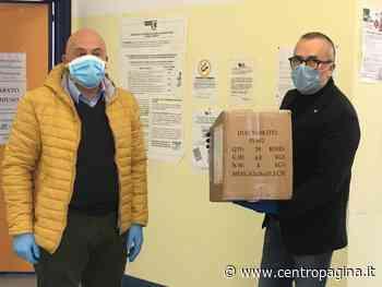 La Fondazione Andrea Bocelli dona mascherine al Covid-Hospital di Camerino - Centropagina