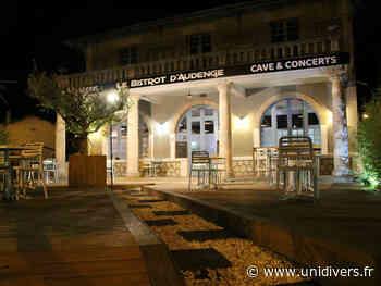 Concert au Bistrot d'Audenge : concert blues avec Steve Walton 15 mai 2020 - Unidivers