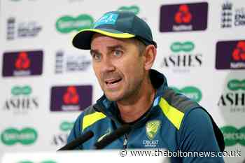 Justin Langer keen for Australia to 'recharge' during coronavirus stoppage - The Bolton News