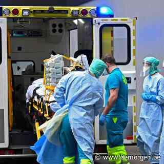 Live - 42 nieuwe doden in België, 605 mensen op intensieve zorgen