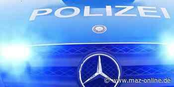 Unfall - Radler im Rausch unterwegs - Märkische Allgemeine Zeitung