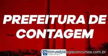Concursos e processos seletivos do município de Contagem estão suspensos - Estratégia Concursos