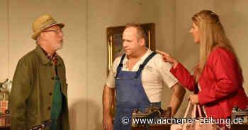 Der Theaterverein Oidtweiler aus Baesweiler erarbeitet ein neues Stück - Aachener Zeitung