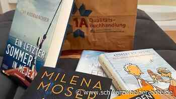 Haigerloch: Desinfiziert und kostenlos: Lesefutterlieferung frei Haus - Haigerloch - Schwarzwälder Bote