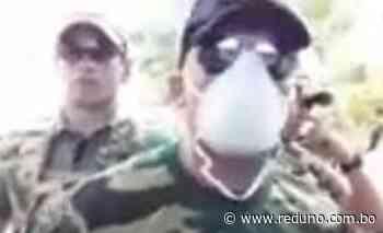 Ministro López molesto por deficiente control en Puerto Quijarro - Red Uno de Bolivia
