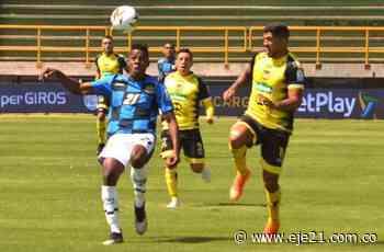 Polémico empate 2-2 entre Boyacá Chicó y Alianza Petrolera - Eje21
