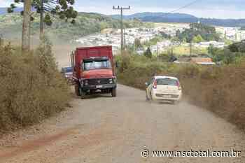 Estado libera R$ 60 milhões para asfaltar SC-451, entre Fraiburgo e Frei Rogério   NSC Total - NSC Total