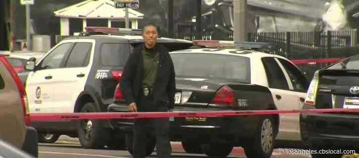 Coronavirus: With Most Angelenos Stuck At Home, Crime Numbers Drop