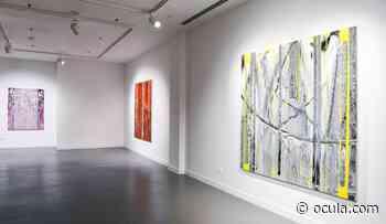 Stanley Casselman, Labyrinths of Light at Gazelli Art House, Baku, Azerbaijan on 19 May–2 Nov 2019 - Ocula Magazine